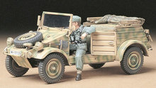 Tamiya 35213 1/35 World War II German Jeep type 82 Assembly model