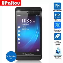 UPaitou Safety Protective Film For BlackBerry Z10 Tempered Glass Screen Protector on Laguna STL100-3 4G STL100-2 STL100-1 Lte(China)