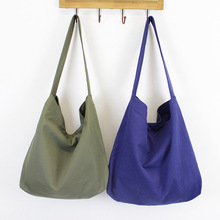 Canvas Shoulder Bags Casual Style for Women Cloth Handbag Big Tote Bag