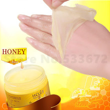 Honey Hand Peel Off Mask Remove Dead Skin Beauty Products Membrane Whiten Chamfer Moisturizing Hand Wax Hydrating Paraffin Bath(China)