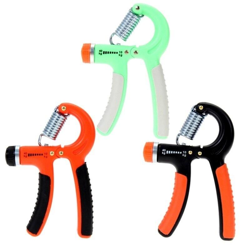 Adjustable Heavy Grips Hand Gripper Gym Power Fitness Hand Exerciser Grip c