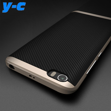 For Xiaomi Mi5 Case TPU & PC Hybrid Anti-Knock Protective Back Cover Case For Xiaomi Mi 5 M5 Cell Phone
