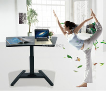 sit stand desk, Lift desk. The desk, office table(China)
