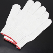 1 Pair Oven Gloves Heat Resistant Gloves Burn Heat Proof Hand Protection BBQ Oven Kitchen Mitts