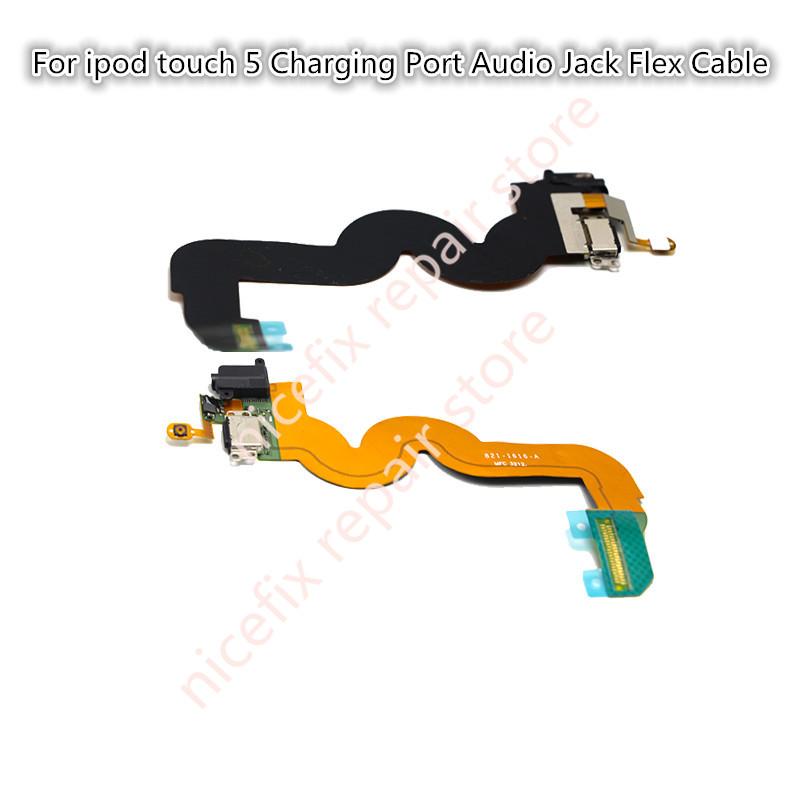 ipod touch 5 audio flex cable  (2)