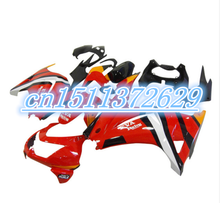 ABS fairings Kawasaki Ninja 250R 2008 2009 2012 EX250 08-12 ZX 250R  for black red white