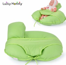 Baby Nursing Pillow Breastfeeding Versatility Learn To Sit Pillow Cushion Multifunction Cotton Cute Breast Feeding Pillows
