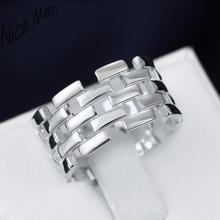 Wide Rings for men women 2016 new R705-8 Classy fashion hot latest wedding ring designs