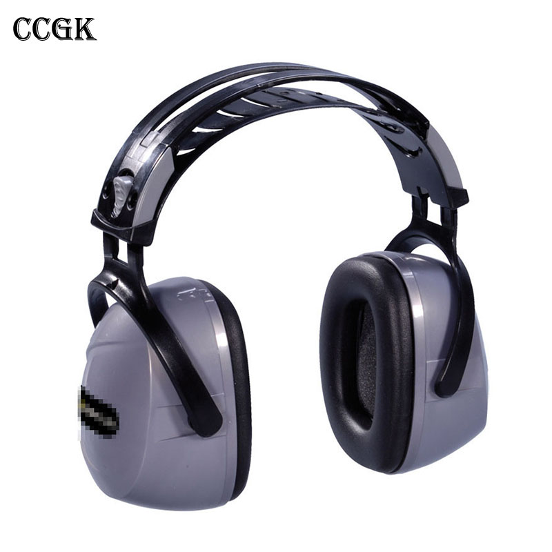 Ear Protectors 103009 professional noise soundproof headset high quality noise reduction sleep study protection earmuffs SNR33dB<br>
