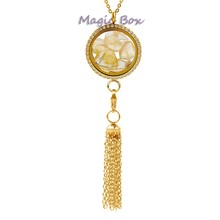 New arrive gold  galss floating charms locket, 316L stainless steel crystal Graphite Tone Linkable dangle charm floating locket