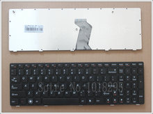 NEW US Keyboard for IBM LENOVO Ideapad G575 G570 Z560 Z560A Z560G Z565 G570AH G570G G575AC G575AL G575GL US  laptop keyboard