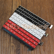 Original New English Or azerty Keypad  Repair Parts For BB Blackberry Passport Q30 Keyboard With Flex +Tools+Tracking