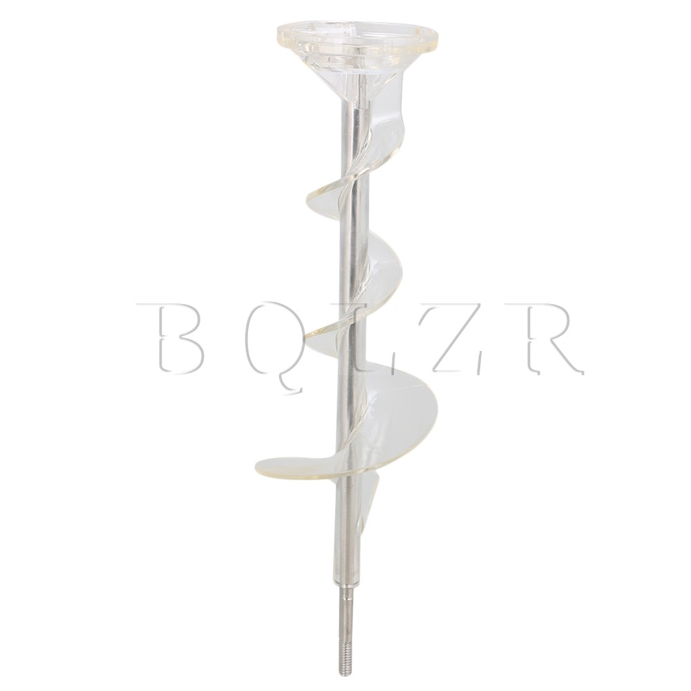 BQLZR Freezer Ice Bucket Auger Dispenser WR17X11705 for GE Refrigerator Part <br>