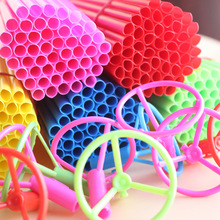 50 Sets/lot 40cm Foil Balloon Stick Colorful PVC Rods for Supplies Balloons Holder Sticks with Cup Party Decoration Accessories