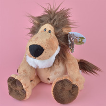 NICI Forest Animal Lion Plush Toy,  Baby Gift, Kids Toy Wholesale with Free Shipping