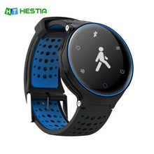 HESTIA IP68 X2 Smart Bracelet Blood Pressure Smartband Heart Rate Monitor Fitness Pulsometro Activity Tracker For Phone PK S2(China)