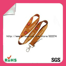 Fast 100pcs printed Logo Style  Color LANYARD,customized cheap lanyards, Mobile phone chain KEYS Neck straps  lanyard wholesale