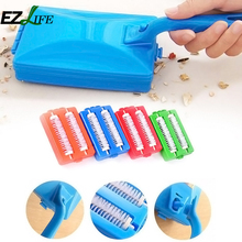 Random Color House Cleaning Brush Dining Room House Cleaner Good Use Sofa Table Hair Cleaning Brush Tools Window Cleaner ZH01557
