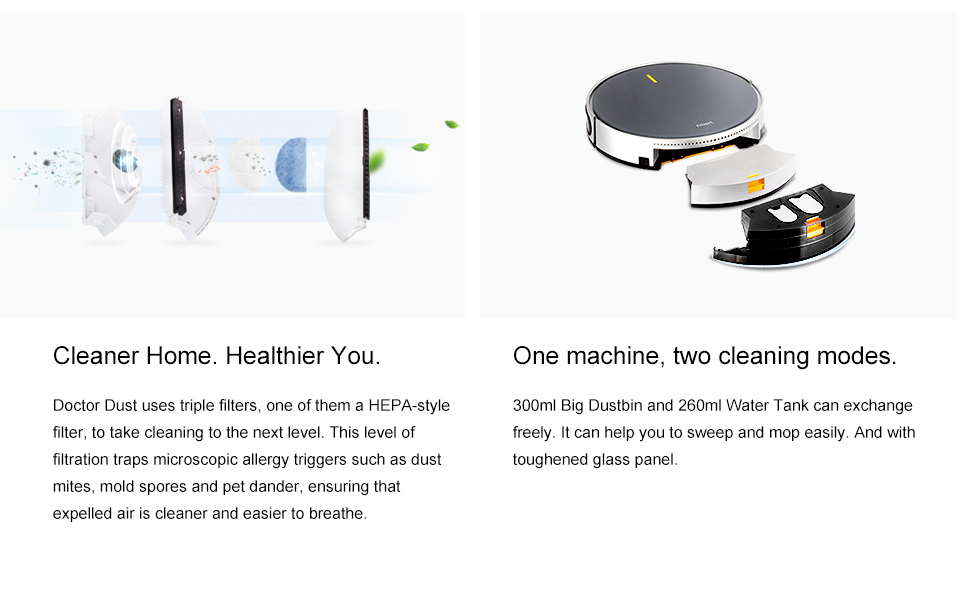 robot vacuum cleaner wet and dry home applicantes household cleaning applicantes home improvement Mopping Sweeping Suction Type_07