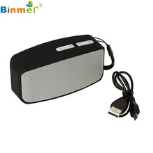 Portable Wireless Bluetooth Stereo FM Speaker For Smartphone Tablet Laptop DEC19