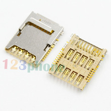 BRAND NEW INNER SIM SLOT TRAY SOCKET FOR SAMSUNG GALAXY MEGA 6.3 i9200 #F747