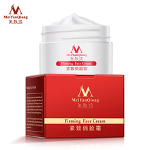 3pcs Face-lift and Firming Massage face Cream Moisturizing Whitening Cream Anti-winkle Anti Aging V-face Thin Skin care(China)