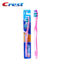 Crest Double Ultra Soft Nano Cheap Toothbrush Deep Clean White Personal Care Brush Teeth Travel Eco Slim Toothbrush Manufacturer