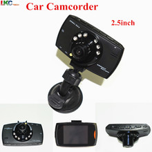 Car DVR Camera 2.5inch Vehicle DVR Dash Cam Full HD 1080P LCD Camcorder Motion Detection G-Sensor Cam Night Vision Recorder