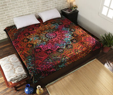 Indian Mandala Tapestry Hippie Home Decorative Wall Hanging Tapestries Boho Beach Towel Yoga Mat Bedspread Table Cloth 200x148cm