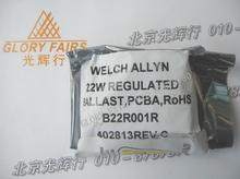 Welch Allyn B22R001R 22W Regulated electronic ballast,for WelchAllyn 20W 21W lamp M21E001 09800-U 09800 AL1824 AL-1824 bulb(China)