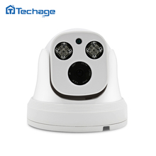 Techage HD 1280*720P 1.0MP Indoor Dome IP Camera 2.8mm Lens Security CCTV Surveillance ONVIF P2P IP Cam Array IR Night Vision