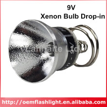 9V Xenon Bulb Drop-in (Dia. 26.5mm)