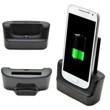 Dual Sync USB Charger Charging Dock Station Cradle For Samsung Galaxy S4 Mini i9190 i9195