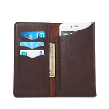 In Stock 4 Colors Wallet Book Style Leather Phone Pouch Case for doov L1C Credit Card Holder Cases Cell Phone Accessories(China)