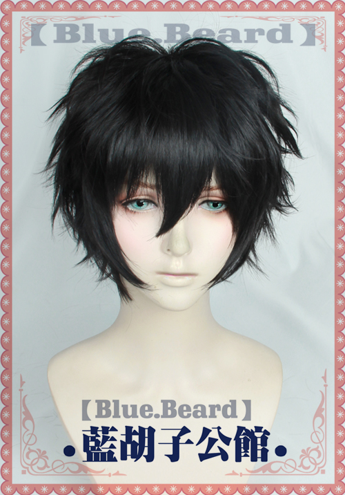 Anime Game P5 Persona 5 Kurusu Akira Joker Short Full Lace Cosplay Wig (Need Styled) Costume Heat Resistant +Free Cap<br><br>Aliexpress
