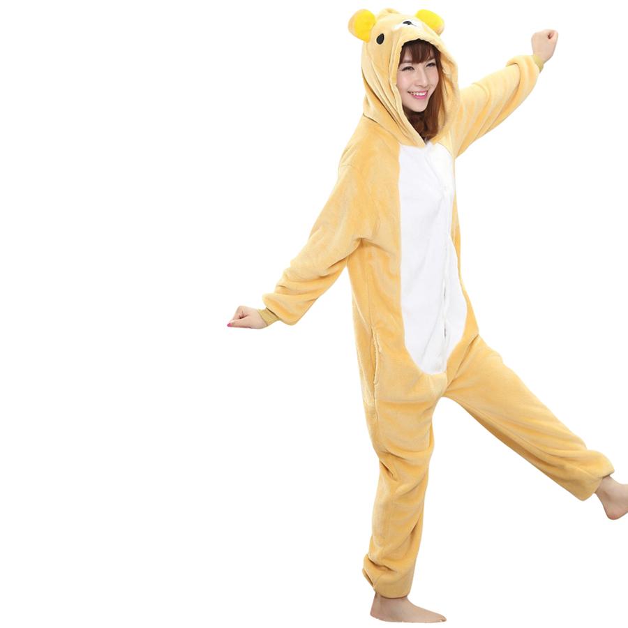 Pajama Rilakkuma Halloween Bear 5