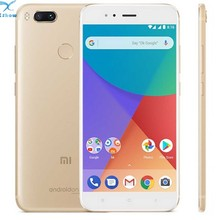 freeshippping Android One Global Version Xiaomi Mi A1 MiA1 Smartphone Snapdragon 625 4GB 64GB5.5 Inch Dual Cameras 12MP LTE 4G