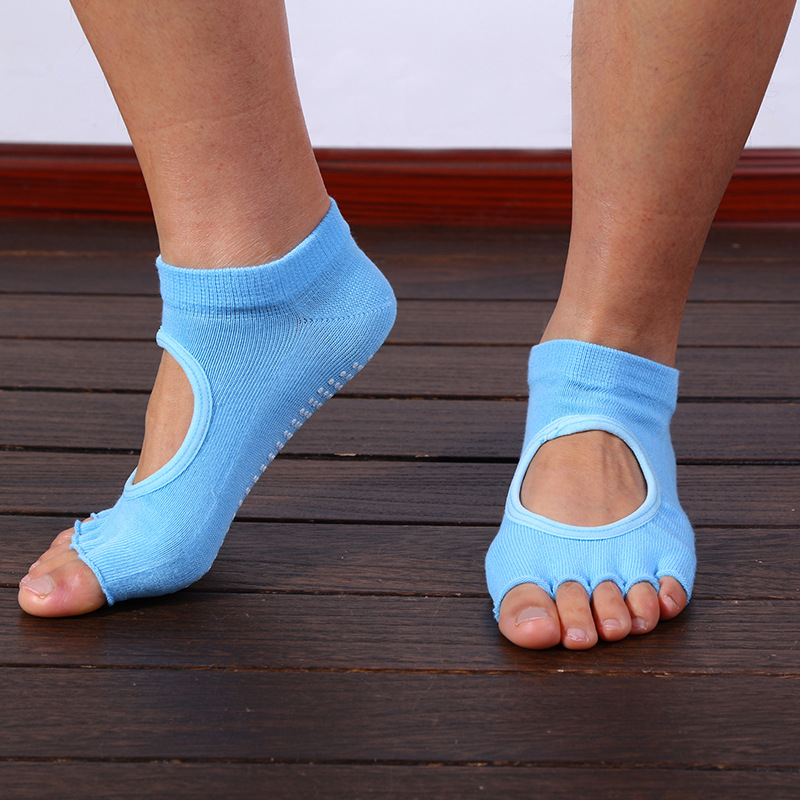 17 Colorful Socks Women Dance For Girls Short Socks With Silicone Peds Liners Tube Socks 3