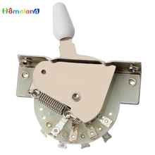 3 Way Lever Pickup Selector Switches For Electric Guitar Switch Replacement Jul5_30(China)
