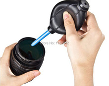 ems  Rubber Air Blower Pump Dust Cleaner for Camera Lens/ digital SLR/computers/cellphone New