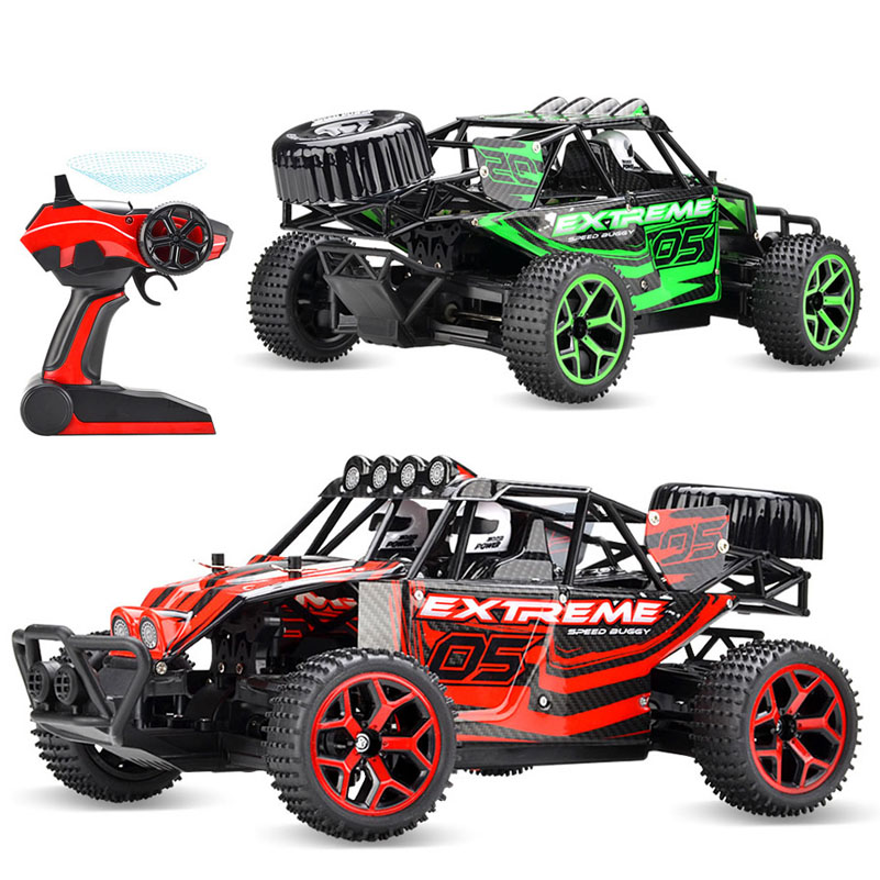 Remote Car 1:18 High Speed RC Cars 6V 4WD 2.4G RC Big Model Children Climbing Athletics Off-road Vehicles<br><br>Aliexpress