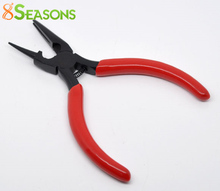 8SEASONS Round Nose and Concave Pliers Beading Jewelry Tool (B08925)(China)