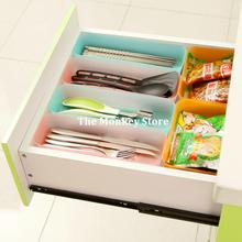 Free Shipping Drawer Finishing Boxes, Cutlery Finishing Small Objects Storage Box Single Loaded F3540
