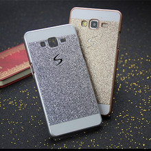 2016 Luxury Glitter Case For Samsung Galaxy Ace 4 Core Prime Core 2 case Sparkle Bling Skin Hard Plastic Back Cover Shell