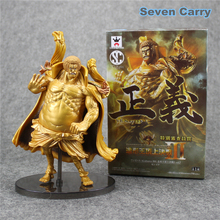 "NEW One Piece: Burning Blood Sengoku the Buddha Anime PVC Action Figures Collectible Model Toys Gift 7""18CM CSH18(China)"