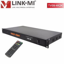 LINK-MI TV09-4K2k Full HD Video Processor 3x3 Video Wall Controller for LCD LED monitor video wall