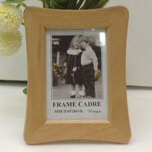 (2 units/pack) Stylish Solid Wood Wooden Picture Photo Frame Display WP018(China)