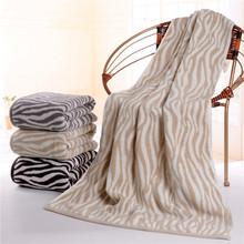 Brand Cotton Bath Towel Striped Hair Clean Drying Towels for Bathroom Hotel Hand Face Towel Sport Beach Body Washcloths A06