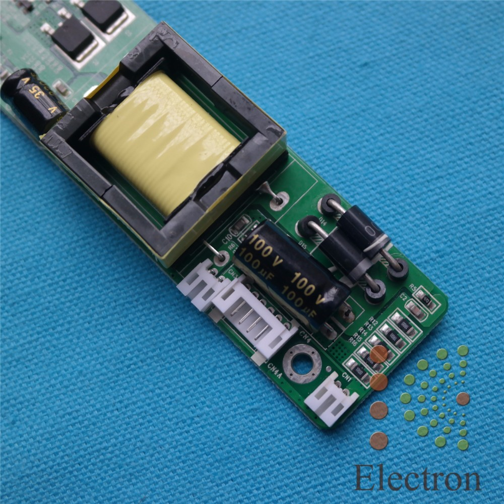 High Power Backlight Inverter LED Constant Current Driver Board Input 24V for 32-42 Panel Output 54V-56V 600mA-640mA 6pin<br><br>Aliexpress