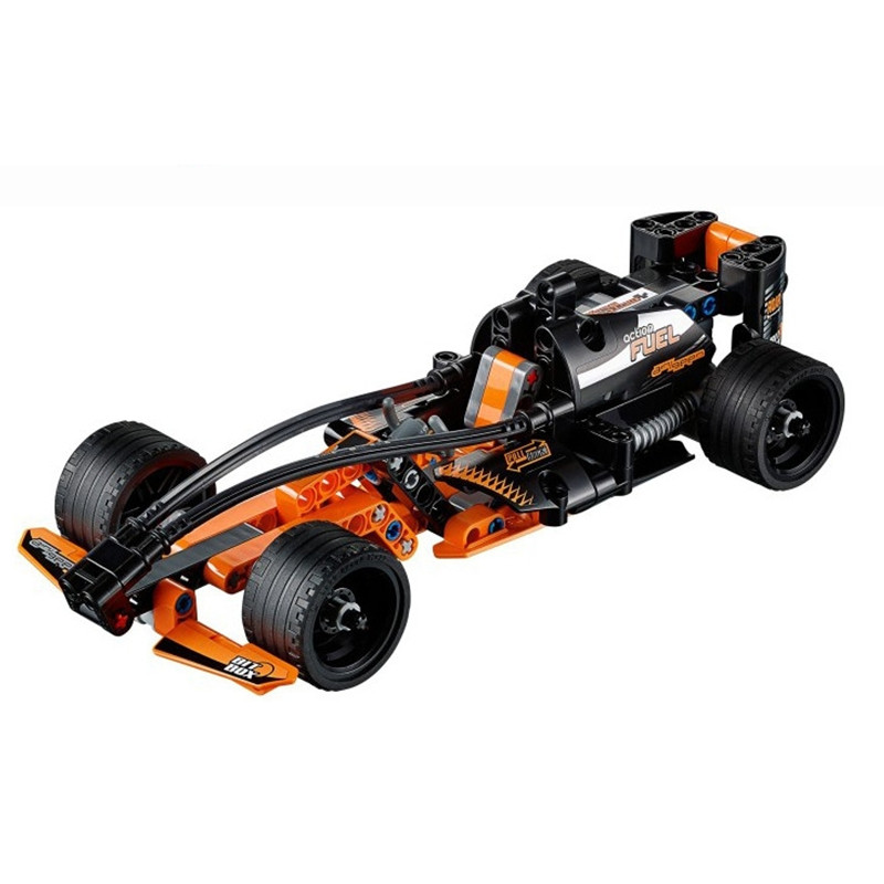 HOT High Technic 2 in 1 Warrior Off-Roader Racer Car Building Blocks 3D Model Warrior Sports Car Toys For  Compatible With Legoe<br><br>Aliexpress